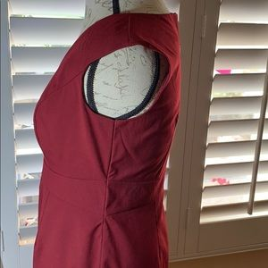Mossimo Simple Red Dress